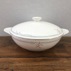 Royal Doulton Carnation Lidded Vegetable Dish