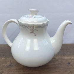 Royal Doulton Carnation Teapot, 2.25 Pints