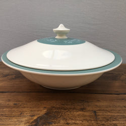 Royal Doulton Cascade Lidded Serving Dish