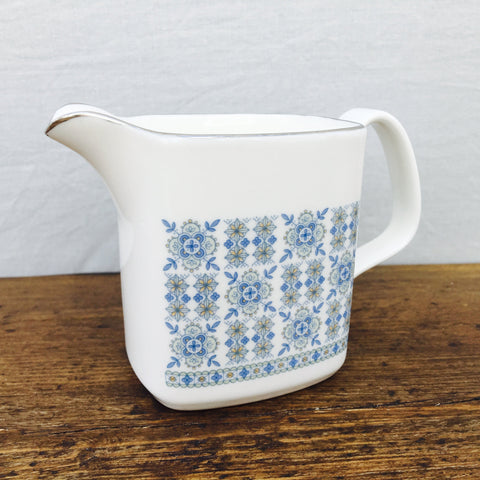 "Royal Doulton ""Counterpoint"" Cream Jug"