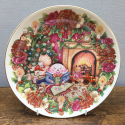 Royal Doulton The Night Before Christmas 1996
