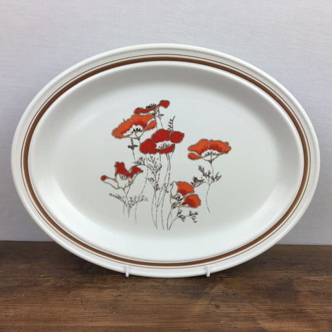 Royal Doulton Fieldflower Oval Platter