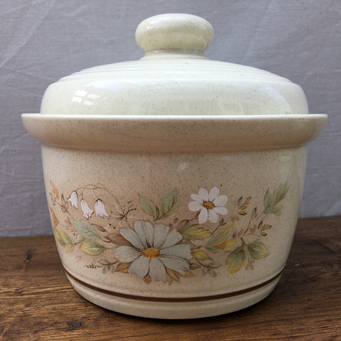 "Royal Doulton ""Florinda"" Casserole Dish With Lid, 2 Pints"