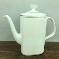 Royal Doulton Gold Concord Coffee Pot