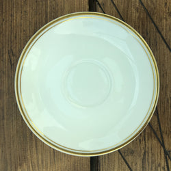 Royal Doulton Gold Concord Coffee Saucer