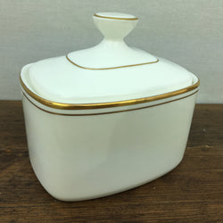 Royal Doulton Gold Concord Lidded Sugar Dish