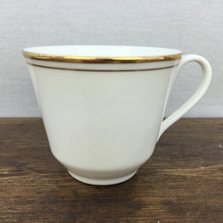 Royal Doulton Gold Concord Tea Cup (Georgian Shape)