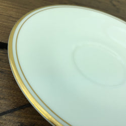 Royal Doulton Gold Concord H5049 Soup Saucer
