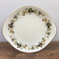 Royal Doulton Larchmont Eared Cake Plate