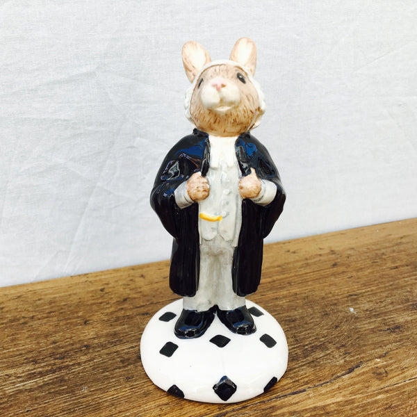 Royal Doulton Beatrix Potter's Lawyer Bunnykins