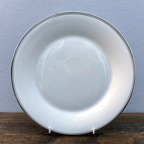 Royal Doulton Platinum Concord Dinner Plate