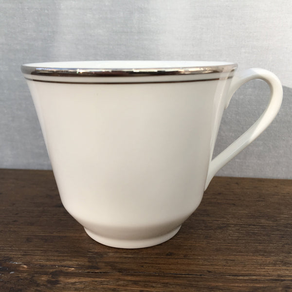 Royal Doulton Platinum Concord Tea Cup