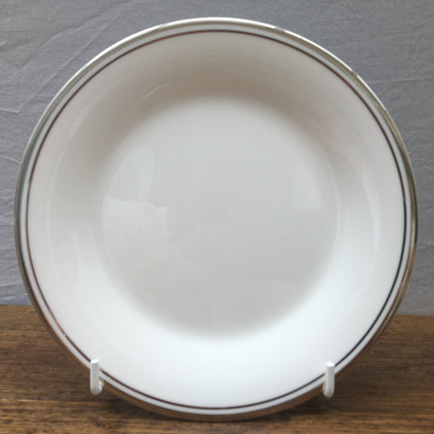 "Royal Doulton ""Platinum Concord"" Tea Plate"