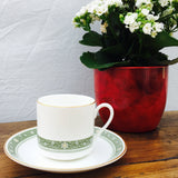 Royal Doulton Rondelay Coffee Cup & Saucer