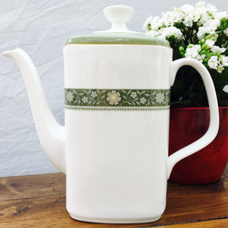Royal Doulton Rondelay Coffee Pot