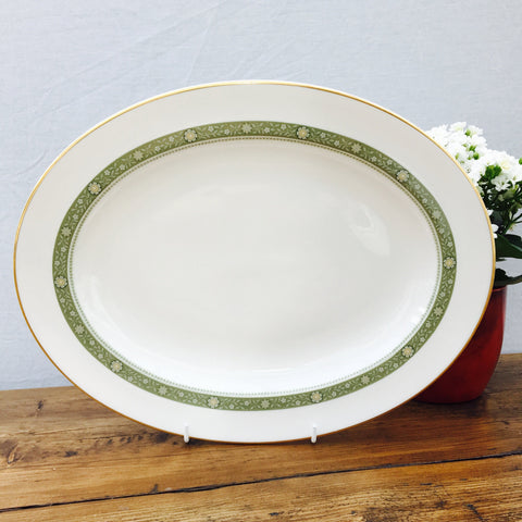 Royal Doulton Rondelay Oval Plate/Platter
