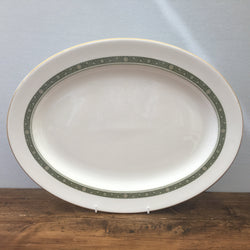 Royal Doulton Rondelay Oval Platter, 16""