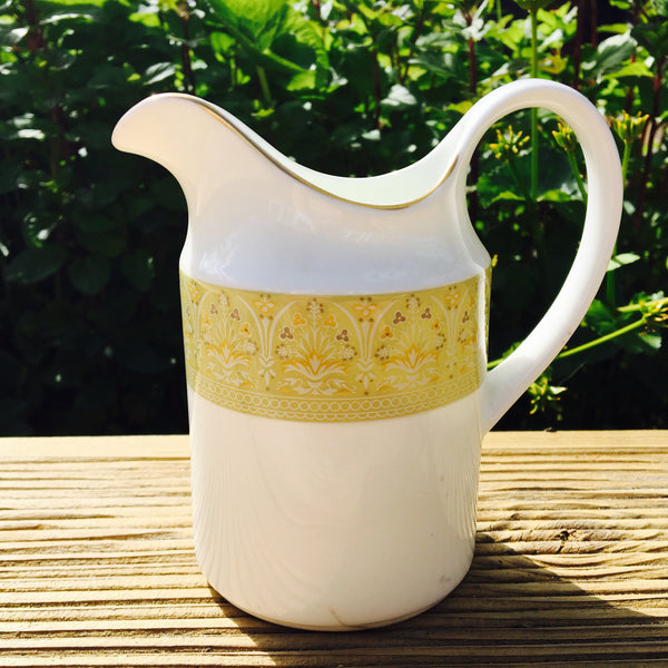 Royal Doulton Sonnet Milk Jug (Newer Style)