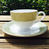 Royal Doulton Sonnet Tea Cup and Saucer (Newer Style)