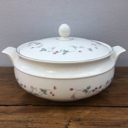 Royal Doulton Strawberry Fayre Lidded Serving DIsh