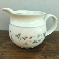 Royal Doulton Strawberry Fayre Jug, 1 Pint