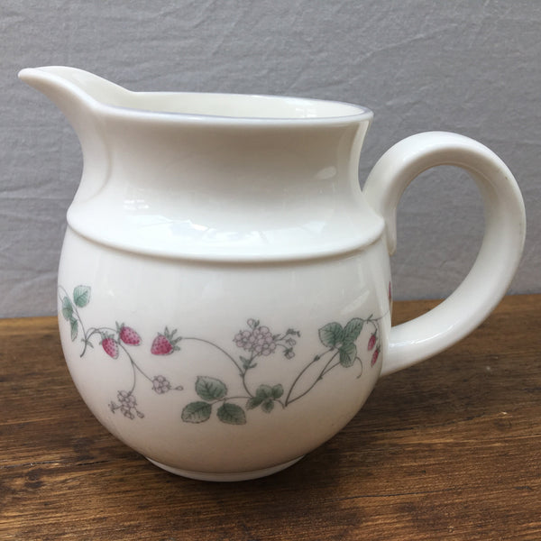 "Royal Doulton ""Strawberry Fayre"" Milk Jug"