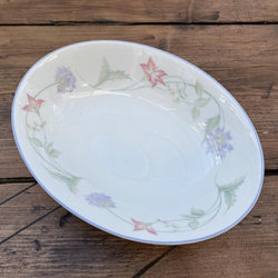 Royal Doulton Summer Carnival Oval Serving Dish