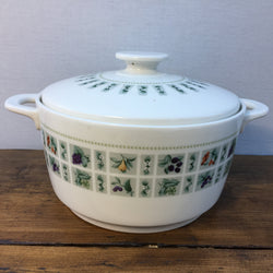 Royal Doulton Tapestry Covered Casserole Dish