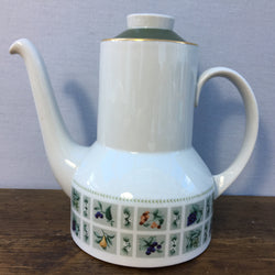 Royal Doulton Tapestry Coffee Pot