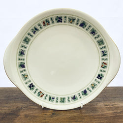 Royal Doulton Tapestry Eared Serving Plate