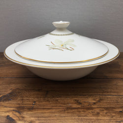 Royal Doulton White Nile Lidded Serving Dish