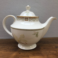 Royal Doulton White Nile Teapot
