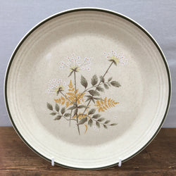 Royal Doulton Will o' the Wisp Salad/Breakfast Plate, Rimless, Ridged
