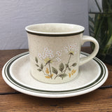 Royal Doulton Will o' the Wisp Tea Cup & Saucer