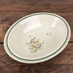 Royal Worcester Will o' the Wisp Oval Serving Dish