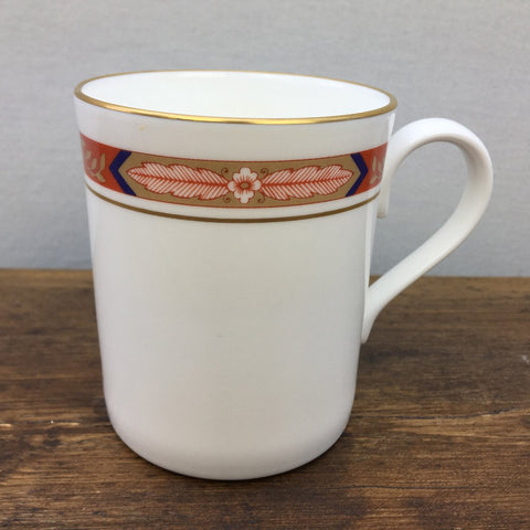 Royal Worcester Beaufort Rust Mug