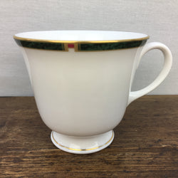 Royal Worcester Carina Green Tea Cup