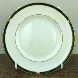 Royal Worcester Carina Green Tea Plate