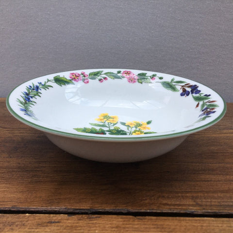 Royal Worcester Worcester Herbs Cereal Bowl (Made in Portugal)