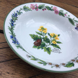 Royal Worcester Worcester Herbs Soup Bowl (Made in Portugal)