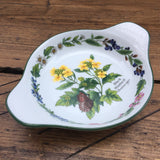 Royal Worcester Worcester Herbs Entrée Dish (Made in Portugal)