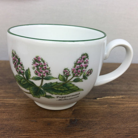 Royal Worcester Worcester Herbs Coffee Cup