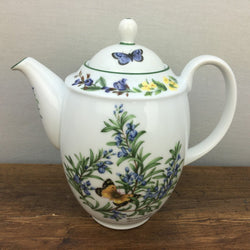 Royal Worcester Worcester Herbs Coffee Pot