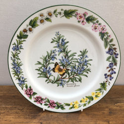 Royal Worcester Worcester Herbs Dinner Plate (Made in Bangladesh)
