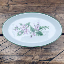 Royal Worcester Worcester Herbs Oval Roasting Dish