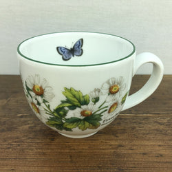 Royal Worcester Worcester Herbs Tea Cup Feverfew/Wild Thyme