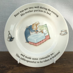 Wedgwood Beatrix Potter Peter Rabbit Tea Plate