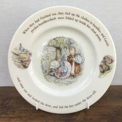 Wedgwood Beatrix Potter - Mrs Tiggy-Winkle Breakfast / Dessert Plate