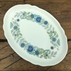 Wedgwood Clementine Giftware - Oval Tray