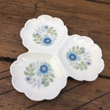 Wedgwood Clementine Three Part Tray